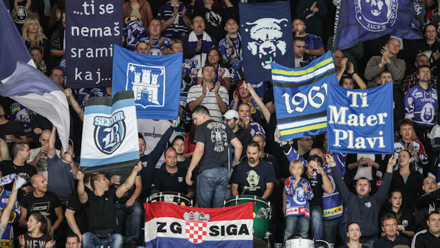 KHL: There's No Place Like Home In Zagreb