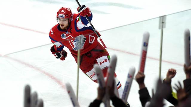 KHL: Loko Keeps Its Hopes Alive. Western Final, Game 4