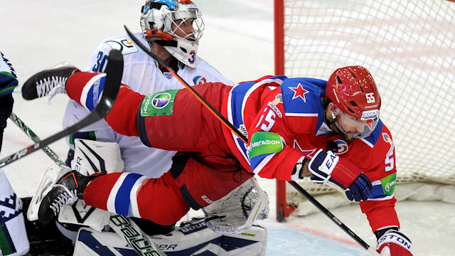 KHL: Ugra Wins At Last - You Heard It Here First ...November 19 Round-up