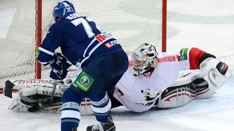 KHL: Gagarin Cup Final Preview – Dynamo Vs Traktor - How They Match Up
