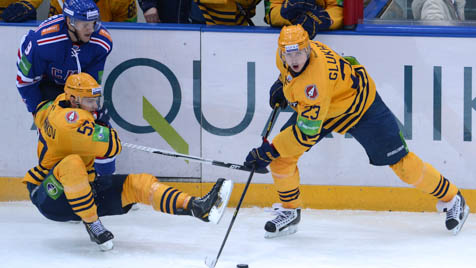 KHL: The Quest For Gagarin Cup Glory – Western Conference, Round One