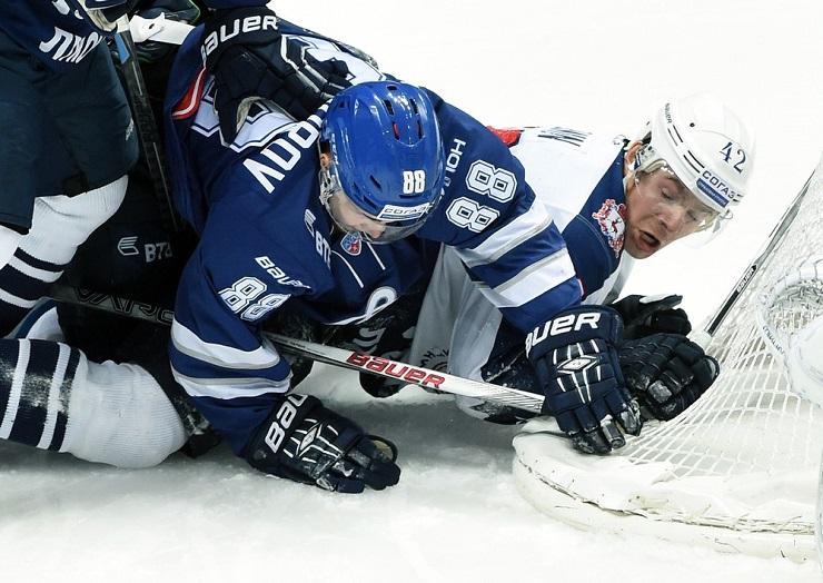 KHL: Old-boys Return To Haunt Dynamo. November 22 Round-up - News