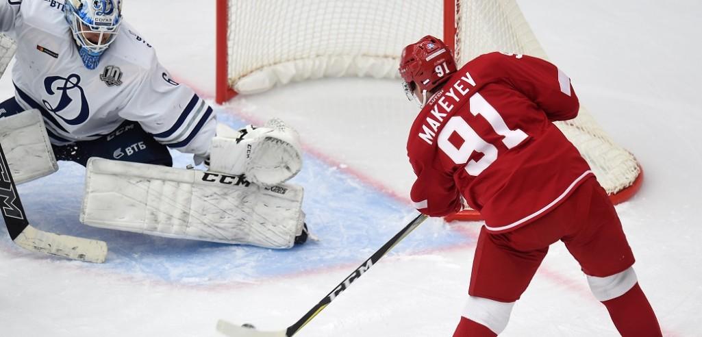 KHL: Ak Bars Wins The Big Game In The East, Vityaz Overcomes An Old Foe. Nov 25, 2017