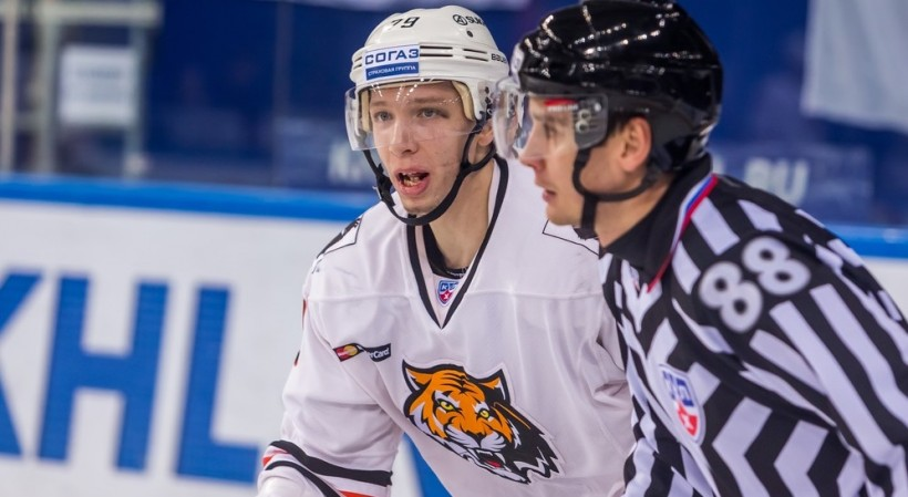 KHL: Amur Shocks SKA. January 15, 2016 Round-up