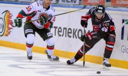 KHL: Metallurg, Ak Bars Open With Wins. Playoff, March 9, 2017