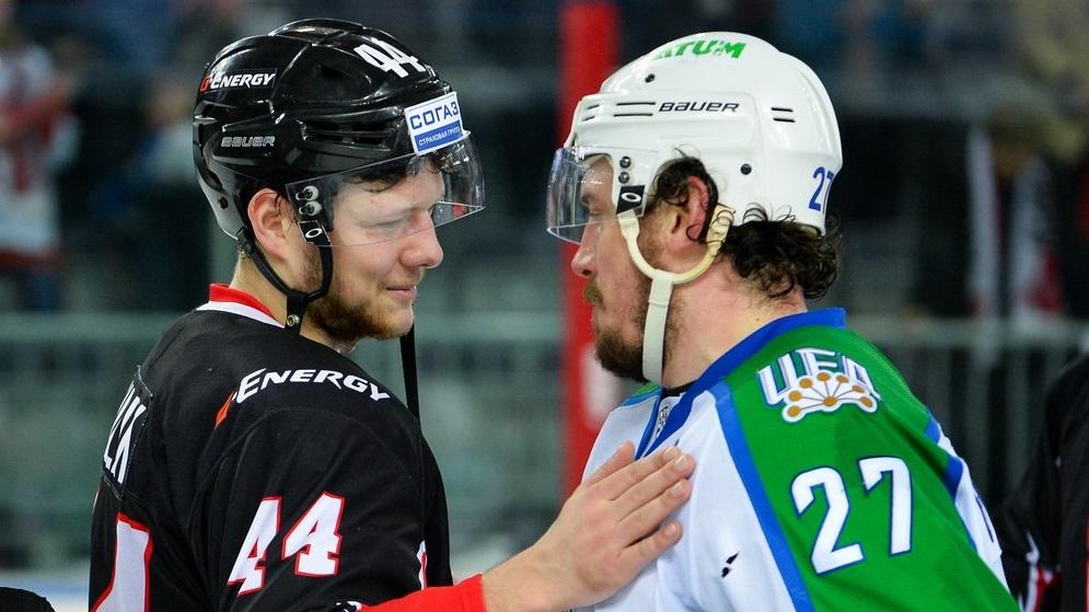 KHL: Salavat Yulaev Survives Game Seven Showdown
