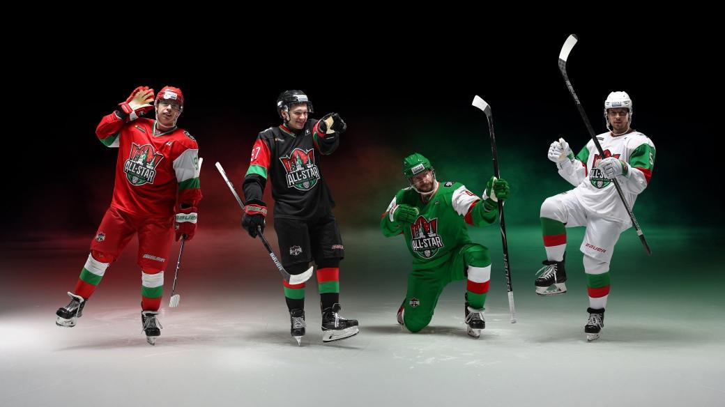 Presenting the 2019 KHL All-Star uniforms   News   Kontinental ... ae1eb95188c