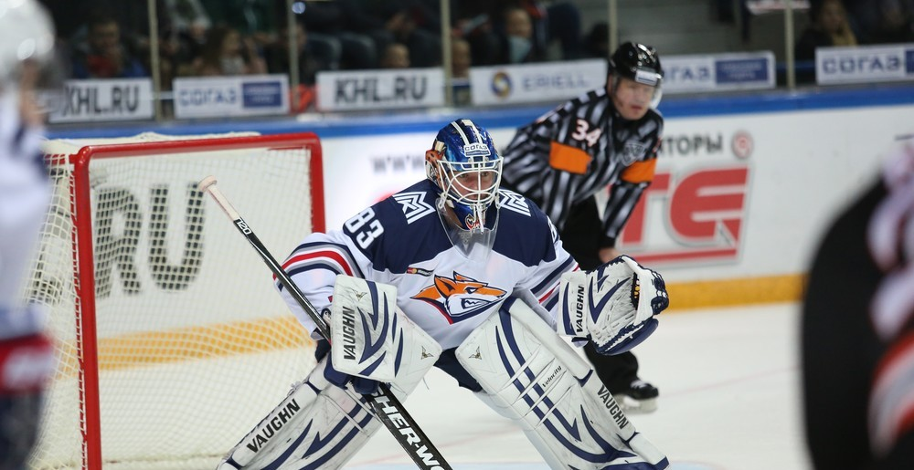 KHL: Magnitka Back On Top. October 21, 2016 Round-up (video)