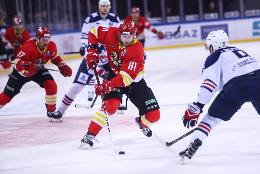 KHL: Surprise In Beijing, Sensation In Ufa, Playoff Day 8