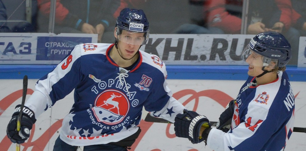 KHL: Torpedo's Happy New Year Continues, Ivanov Announces Himself In Style