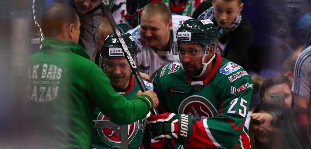 KHL: Loko Crashes Zaripov's Debut, Sochi Shocks SKA. December 8, 2017 Round-up