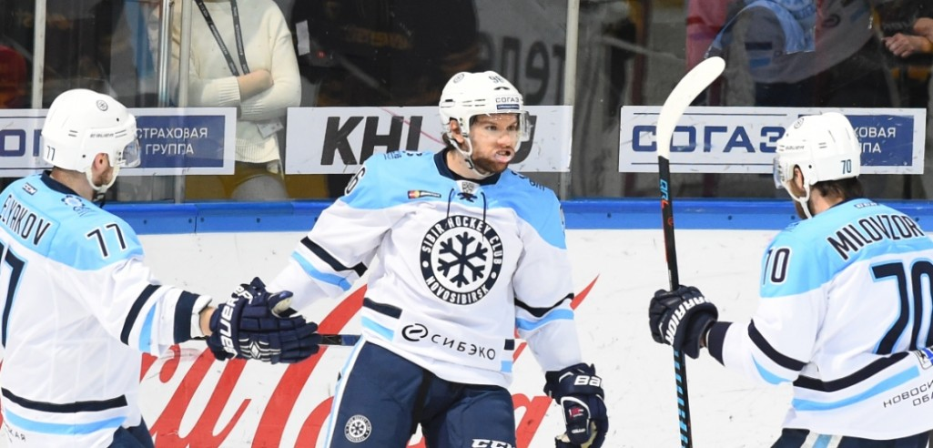 KHL: Down To The Wire. February 2, 2017 Round-up