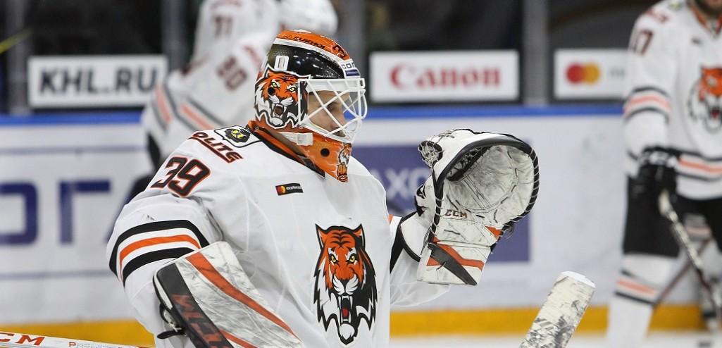 KHL: Amur Releases Libor Kasik