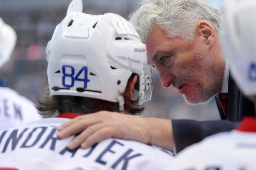 KHL: Slovan Secures Play-off Spot