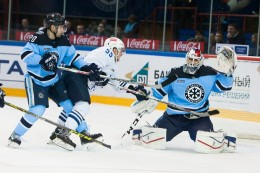 KHL: Sibir Seizes Initiative Against Admiral
