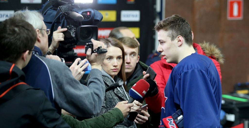 "KHL: ""Fight First, Ask Questions Later."" CSKA Prepares For The Final"