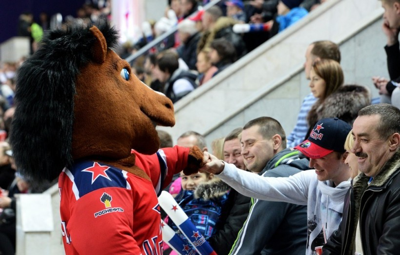KHL: CSKA Marches On. January 13, 2016 Round-up