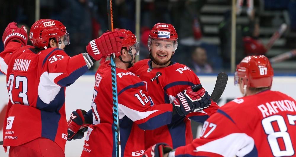 KHL: Loko Wins, But Loses Korshkov. December 2, 2016 Round-up