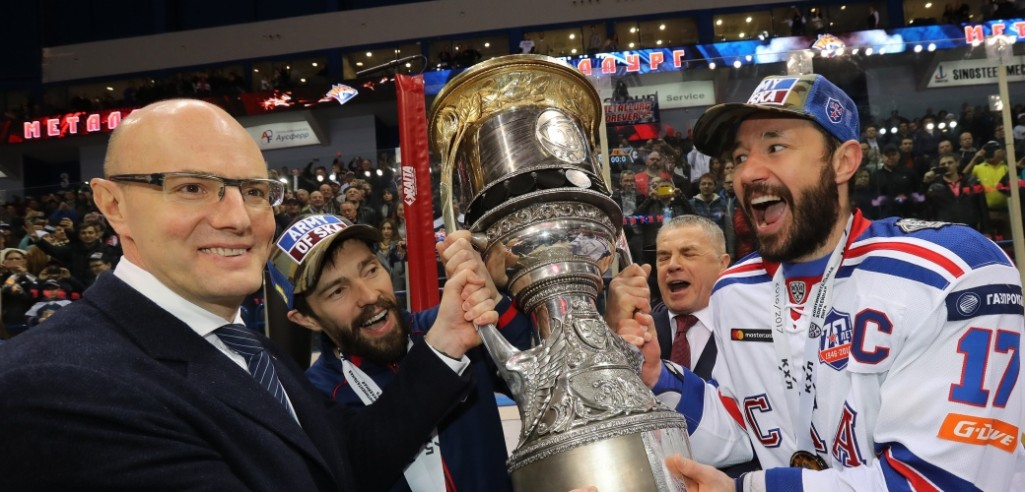 KHL: Congratulations, SKA!