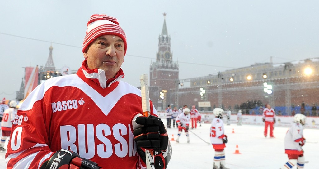 Happy 65th Birthday To Vladislav Tretiak!