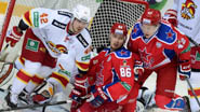 KHL: Western Conference Semi-finals – Old Rivals And New Challenges