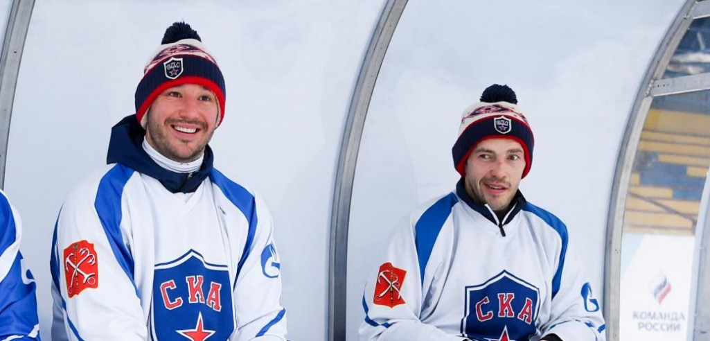 "KHL: Datsyuk - ""Open-air Hockey Is A Trip Back To Childhood."""