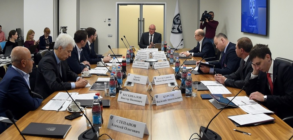 KHL: More Money For Clubs Is Part Of Russian League's Strategy