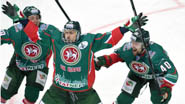 KHL: Ak Bars Secures Big Final Place. Eastern Finals, Game 5