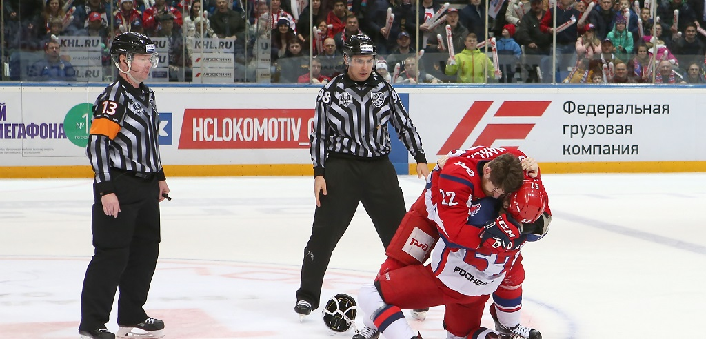 KHL: Panin Banned For 8 Games
