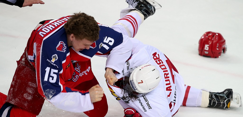 KHL: Panin, Karnaukhov Banned For 1 Game