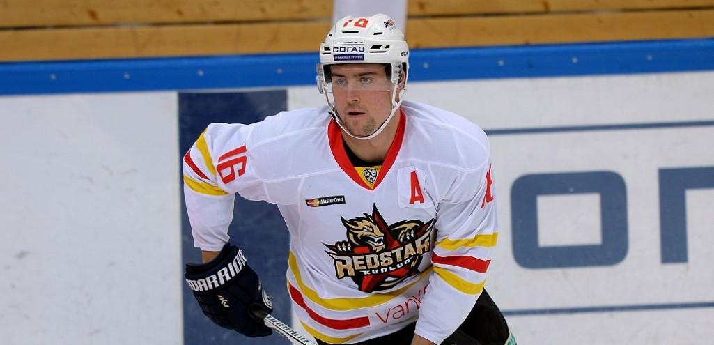 KHL: Kunlun Red Star Signs Tobias Viklund