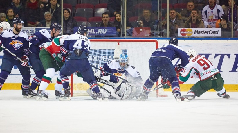 Goalies On Top In Magnitogorsk. January 21, 2016 Round-up