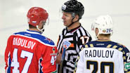 KHL: Old Boys Meet New Faces - Western Quarter-Finals Preview