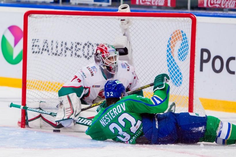 KHL: Ak Bars Avoids Defeat, Takes Series Back To Kazan