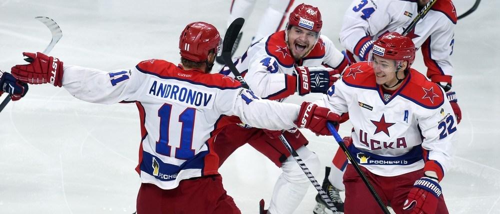 KHL: Dominance, Depth And Defense – The Keys To CSKA's Gagarin Cup Hopes