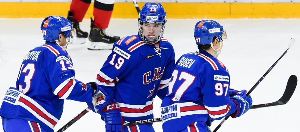 KHL: Vasily Podkolzin - A Star In The Making