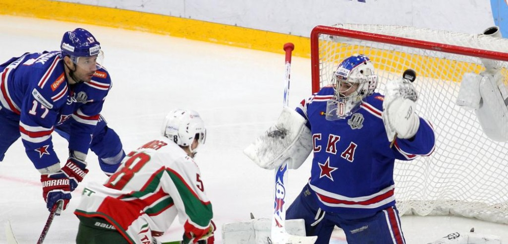 KHL: Ak Bars Wins Summit Clash, Yaroslavl Witnesses A Goal Rush. Oct 15, 2017 Round-up