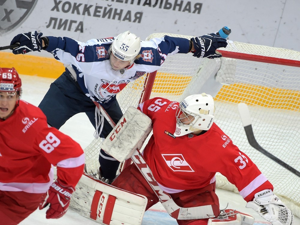 KHL: Chinese Club Red Star Outshines Lokomotiv, Spartak Joins Big Race For The Top Eight. October 24, 2016 Round-up