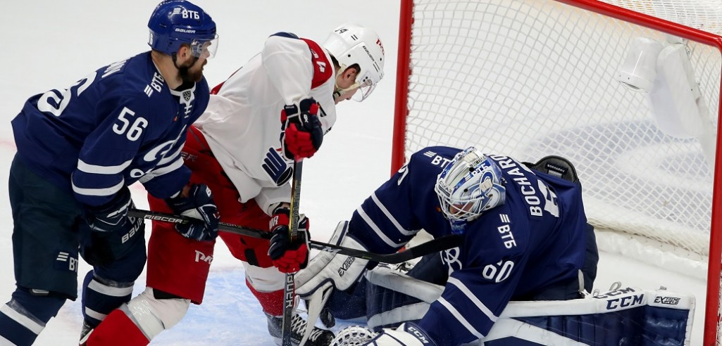 KHL: Shut-out Sunday. October 14 Round-up