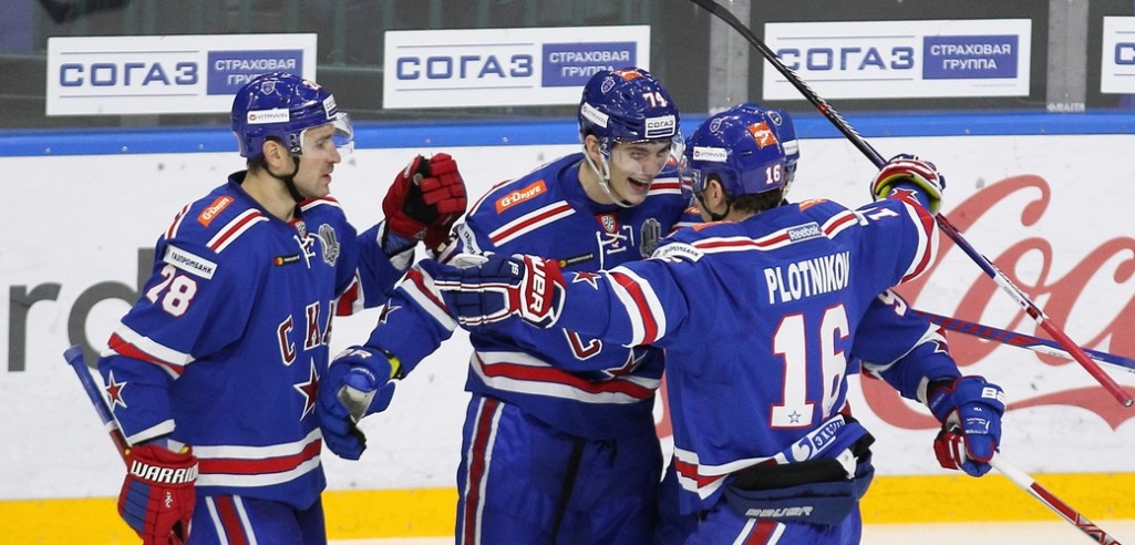KHL: Record Breakers! October 6, 2017 Round-up