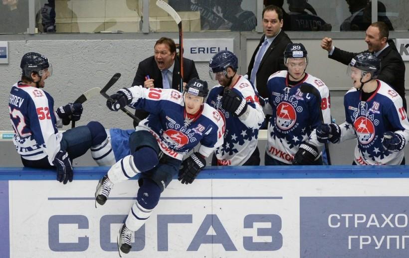 KHL: Torpedo Completes Western Quartet