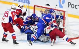 KHL: SKA Shuts Out Loko