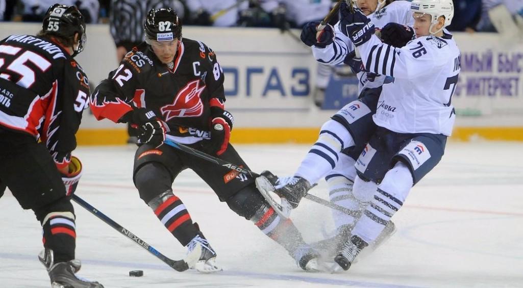 KHL: Ak Bars, Magnitka Progress, And It's Advantage Avangard, Barys. Playoff Day 10