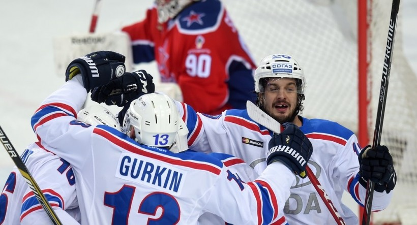 KHL: Lada Stalls CSKA's March. December 25 Round-up