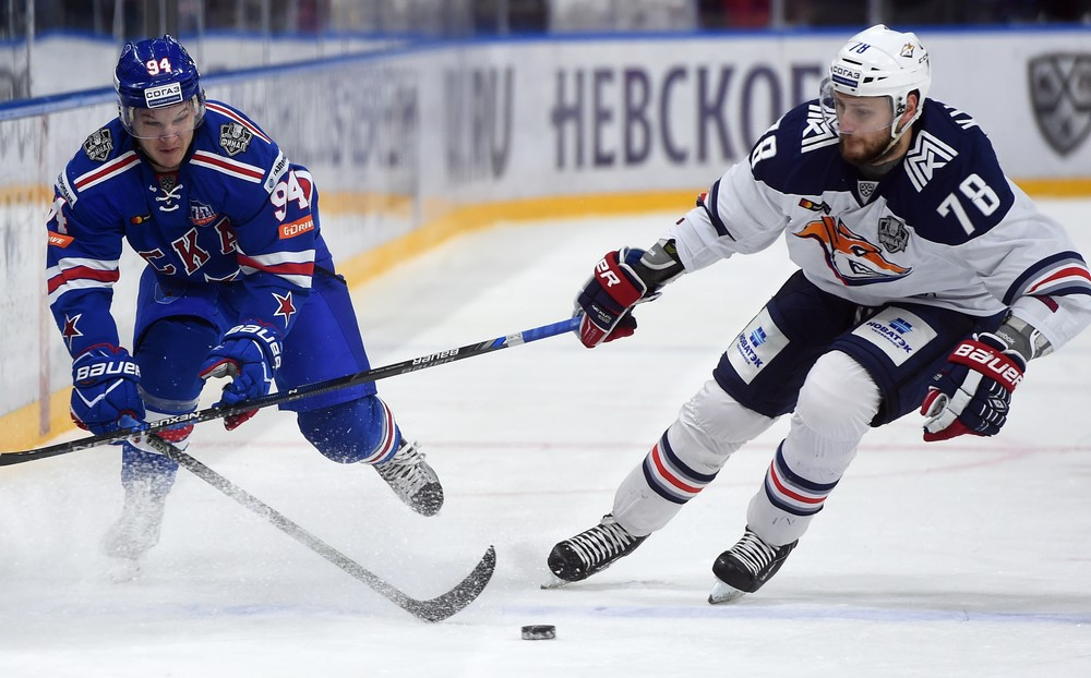 KHL: Khafizullin Is SKA's Unlikely Hero - Final Series, Game 4