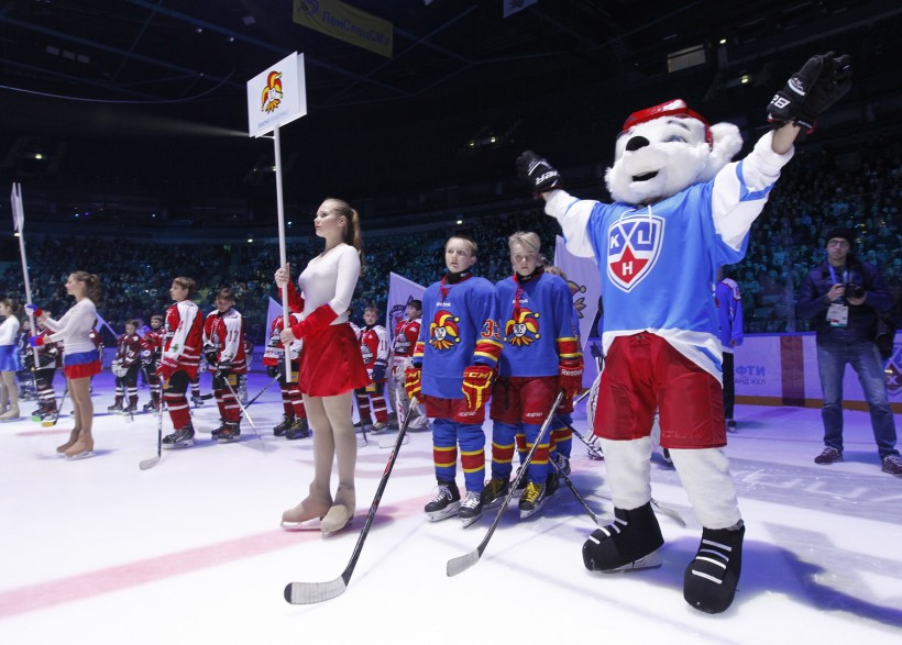 KHL: Sochi And Omsk To Host 2016 Gazprom Neft Cup