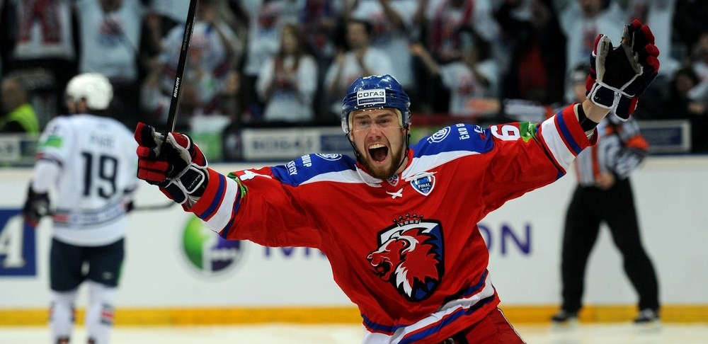 KHL: Slovan's Recruitment Drive. Transfer News, May 7-10, 2016