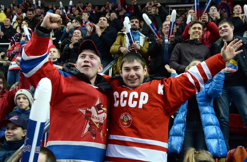 KHL: CSKA Gets Back On Top. January 8, 2016 Round-up