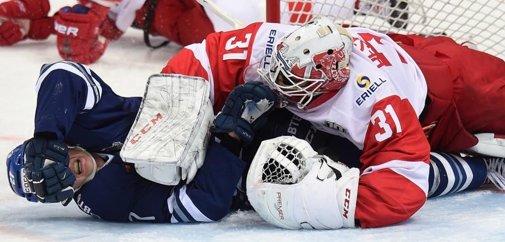 KHL: Bespalov, Despres Banned For 1 Game