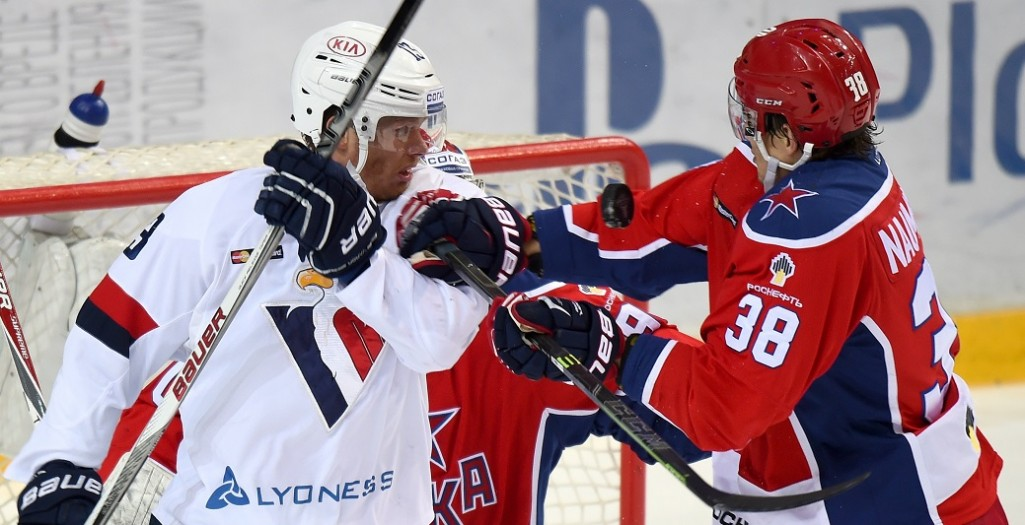 KHL: First Clash In Vienna. October 26 KHL World Games Preview